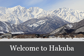 Welcome to Hakuba