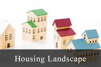 housing landscape image